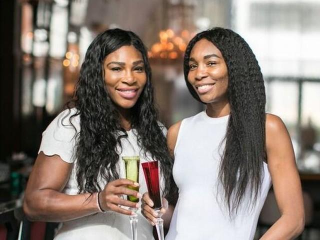 Serena Williams' Star Studded Wedding