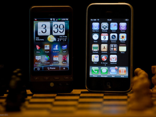 iPhone vs. Android: 12 points of difference