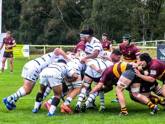 Coventry fightback falls short at Ampthill: 'We weren't good enough in any area'