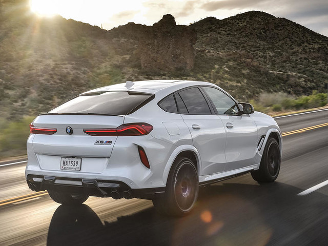 BMW X6 M Competition 2020 review