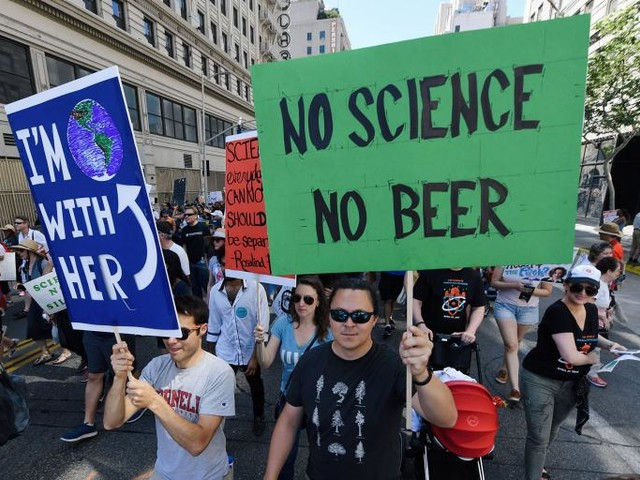 The Problem With the March for Science