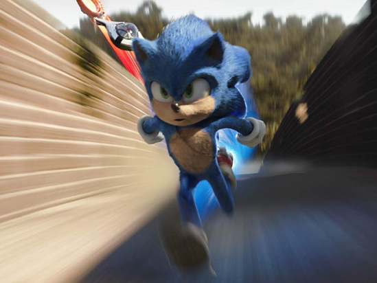 'Sonic the Hedgehog' Breaks Video Game Box Office Record With $58 Million Opening