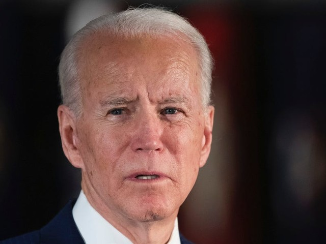 Joe Biden is almost $200 million behind Trump in 2020 fundraising but Democratic strategists say they aren't worried