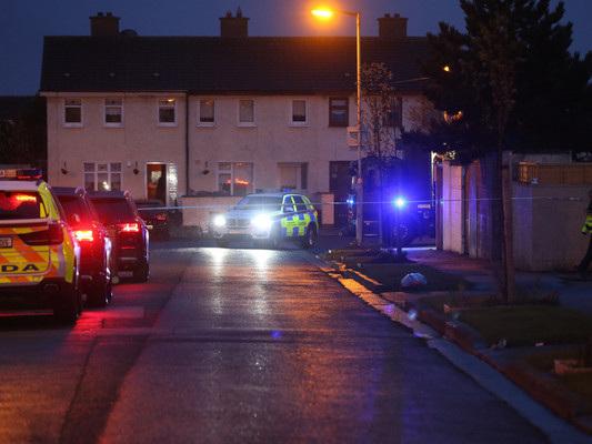 Garda patrols increased in west Dublin as innocent family members caught up in gang feud