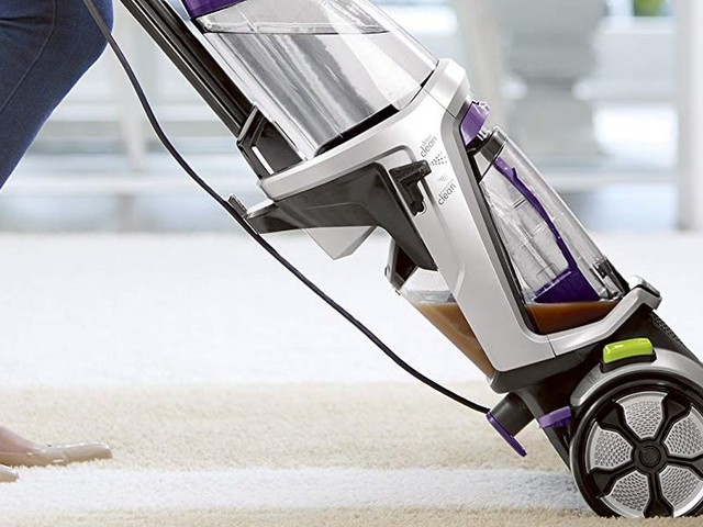 The best carpet cleaners