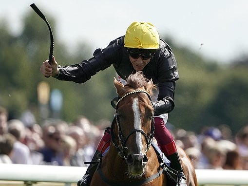Stradivarius kills off £1million jackpot after scooping loot following Lonsdale Cup success