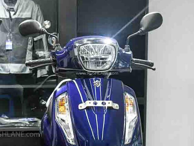 Suzuki Sales, Exports Breakup Aug 2021 – Access, Gixxer, Burgman, Intruder