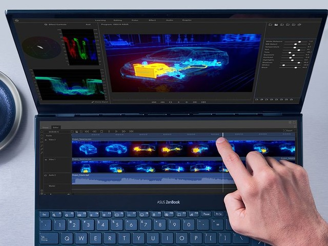 Power and portability: The laptop changing the game for 3D artists