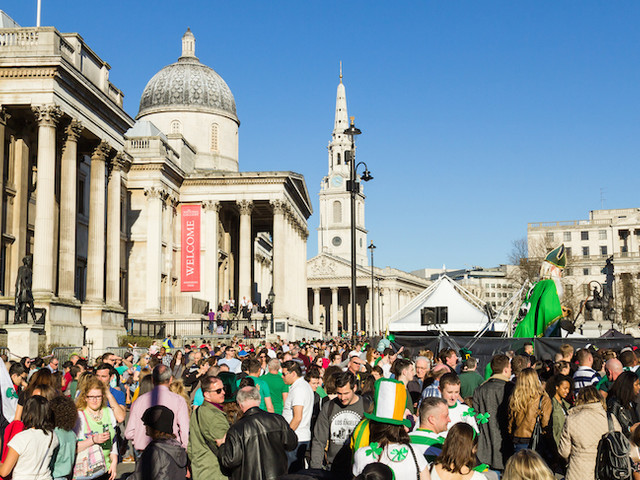 St Patrick's Day In London 2020: Parade, Irish Events And Other Things To Do