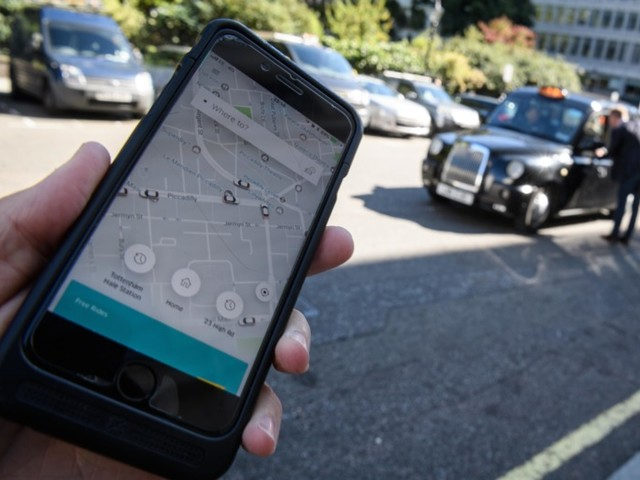 London to Uber: Get Out