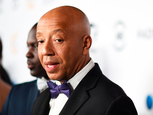 Russell Simmons Accuser Says He Apologized to Her Privately