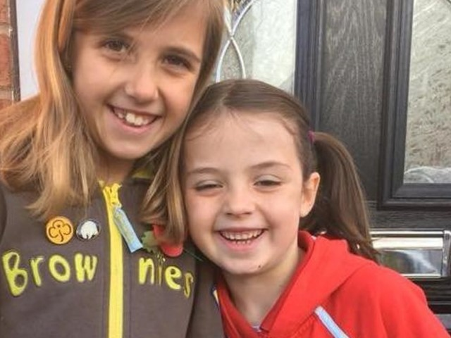 My Preventative Surgery Helped Me See My Little Girls Grow Up