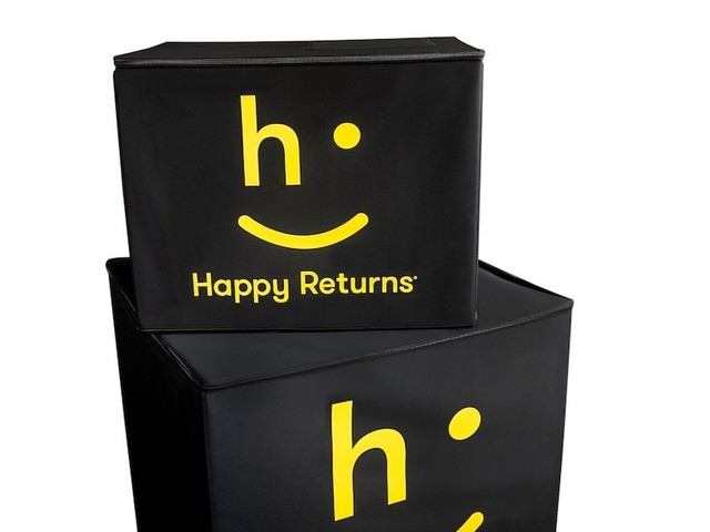 Box-Free Return Programs - Happy Returns is Helping to Reducing Cardboard Waste (TrendHunter.com)