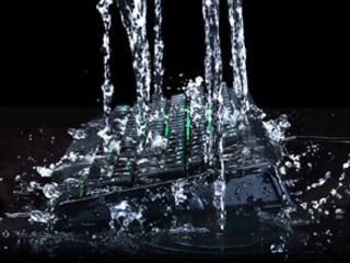 Razer BlackWidow Ultimate keyboard gets IP54 upgrade