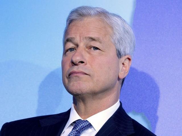Should JP Morgan pay its boss £24m a year?
