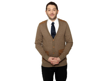 Jon Richardson announced 2 new tour dates