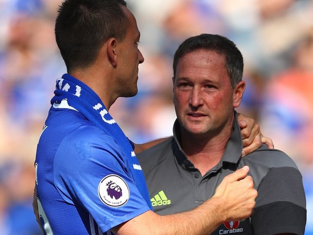 Steve Holland in the running for potential Chelsea interim manager?