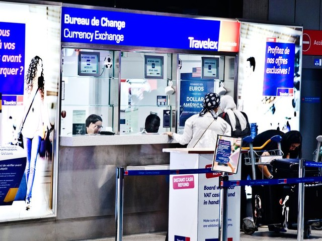 Foreign exchange company Travelex is being held to ransom by hackers
