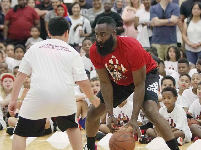 James Harden's new spinning, one-footed three will wreck the NBA