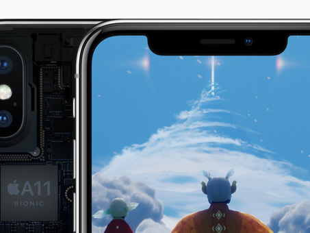 """Here is what """"Bionic"""" means for the new Apple A11 chip in the iPhone X"""