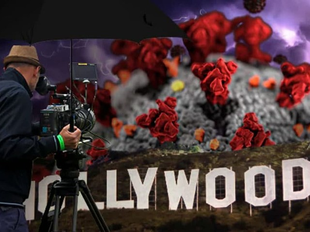Hollywood's Post-COVID Production Dilemma: Buy Pricey Insurance or Roll the Dice?