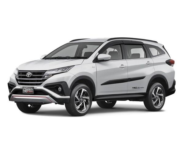 2018 Toyota Rush Unveiled, No India Launch