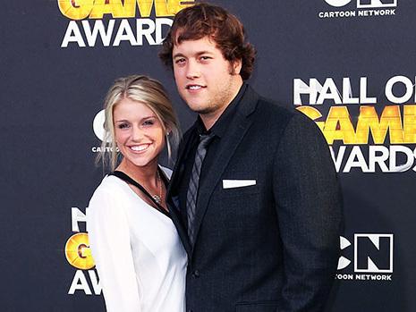 NFL QB Matthew Stafford's Wife Kelly Stafford Reveals How She's Battled Back From Brain Tumor