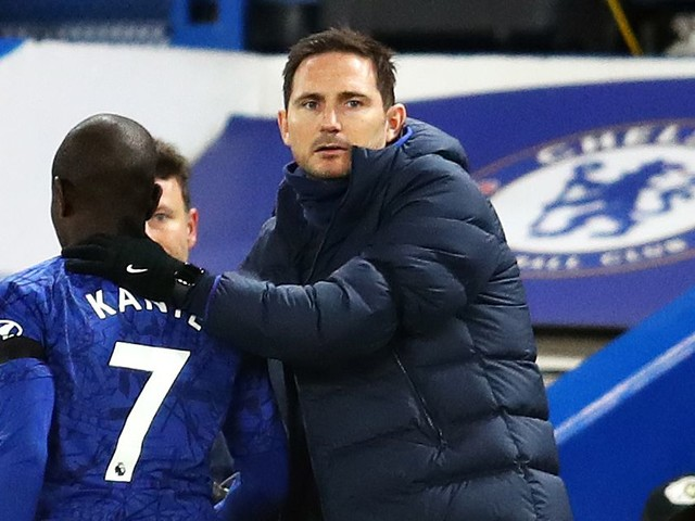 Selling Kanté is the last thing Lampard wants Chelsea to do