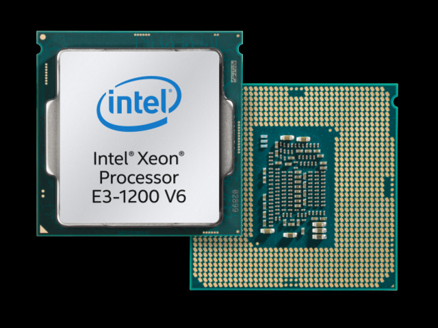 Intel Launches Kaby-Lake based Xeons: The E3-1200 v6 Family