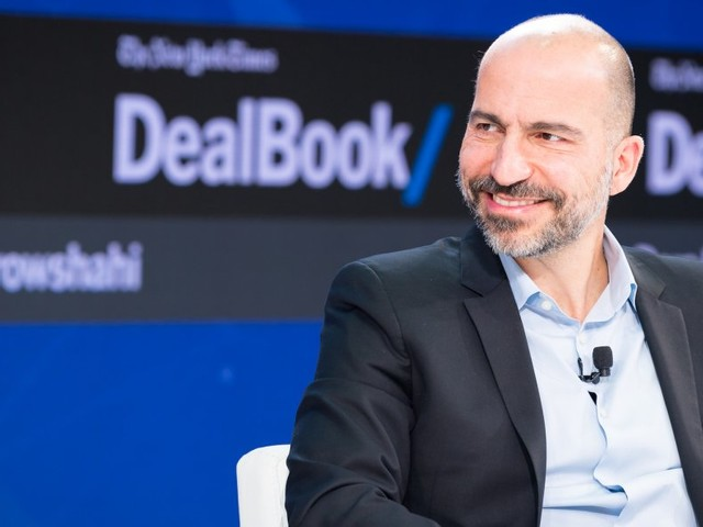 Uber's CEO said that it could be profitable — it just doesn't want to be right now
