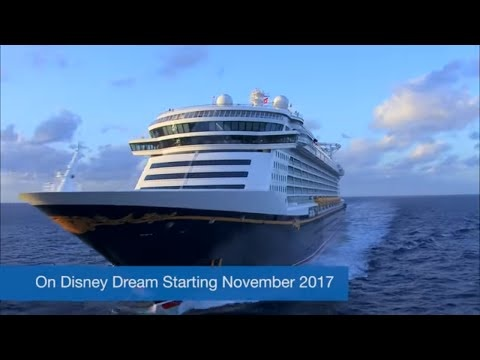 "Disney Cruise Line Unveils New ""Beauty and the Beast"" Show as Epic Surprise"