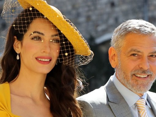 George Clooney's cousin says he'd make a 'wonderful godfather' to Harry and Meghan's royal baby, and insiders say he's 'a shoe-in'