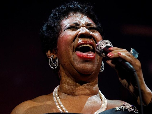 Aretha Franklin was an icon for more than just music