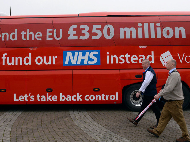 The Budget's Cruellest Truth Is More Will Be Spent On Brexit Than The NHS
