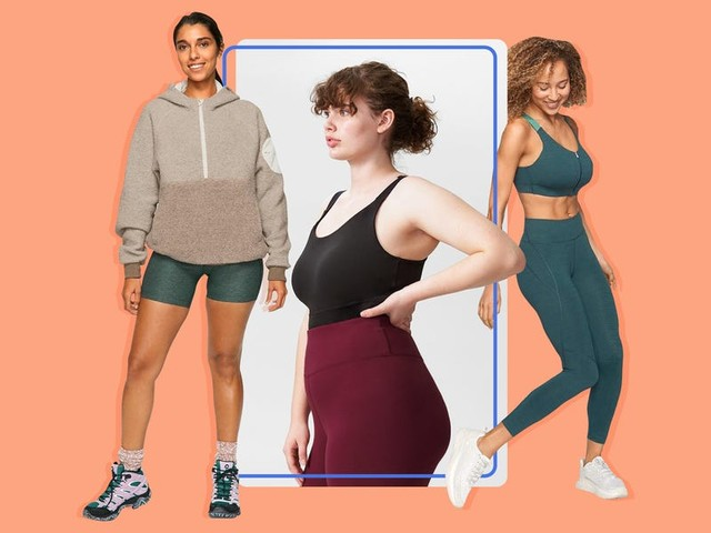 The best women's athleisure brands for every type of activity, including some you can even wear to work