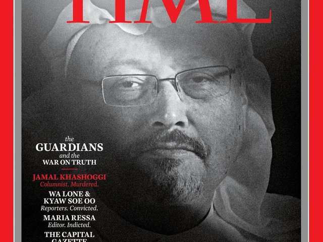 Time Mag's People of the Year are 'The Guardians,' the journalists under threat