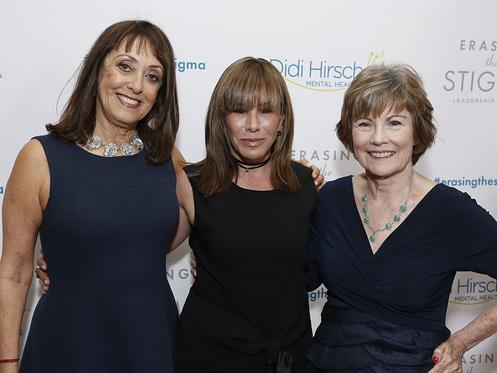 Melissa Rivers Emcees Erasing The Stigma Leadership Awards