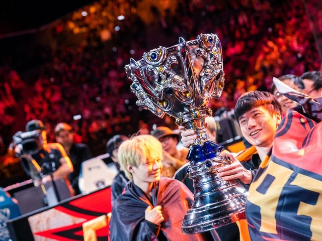 See inside the esports championship that draws as many viewers as the Super Bowl and just gave away $2.5 million in prize money and a 70-pound trophy designed by Louis Vuitton