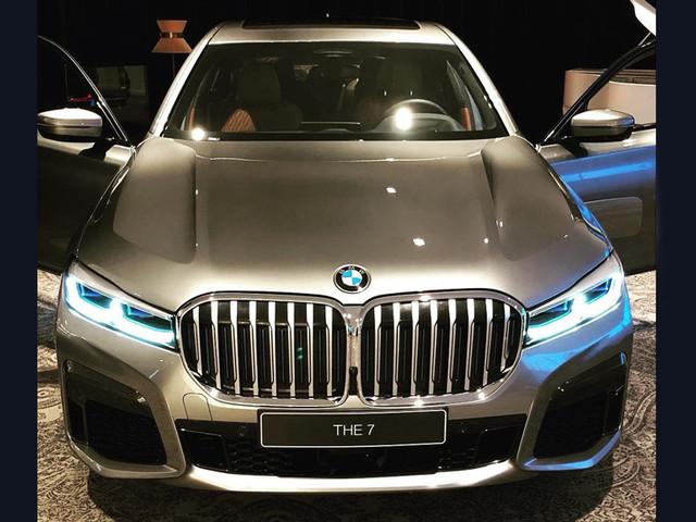 2019 BMW 7 Series facelift leaked in full