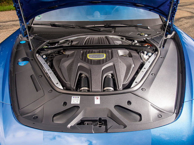 Porsche Panamera 4 E-Hybrid Sport Turismo 2017 review