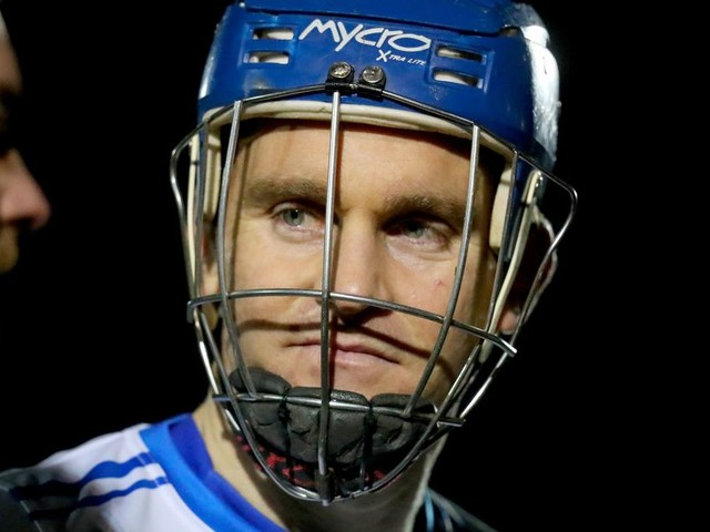 Michael 'Brick' Walsh didn't take much convincing to play hurling for Waterford says Paraic Fanning