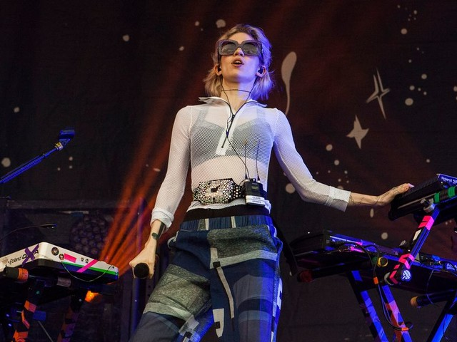 Grimes to Co-Host a Singing Competition for Her Fellow Digital Avatars