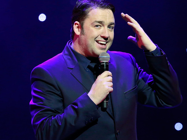 Jason Manford Is The Latest Celebrity Releasing A Covers Album