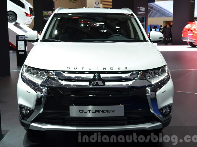Mitsubishi Outlander launch in India in early 2018 – Report