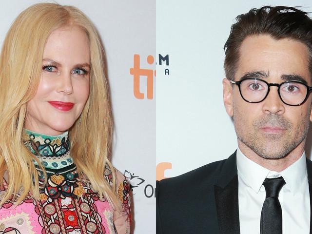 Nicole Kidman & Colin Farrell Premiere 'The Killing of a Sacred Deer' at TIFF