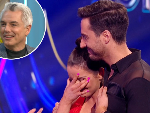 Dancing On Ice's John Barrowman defends his decision to save Maura Higgins in skate-off