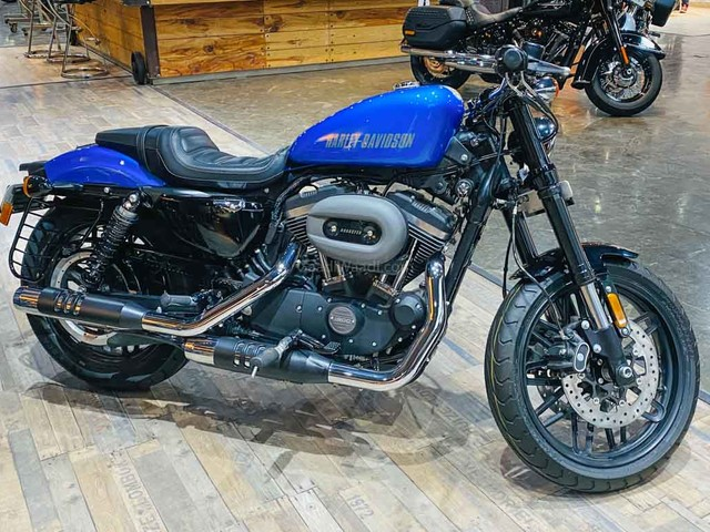 Hero To Contract Manufacture 300-600cc Harley Davidson Bike In India