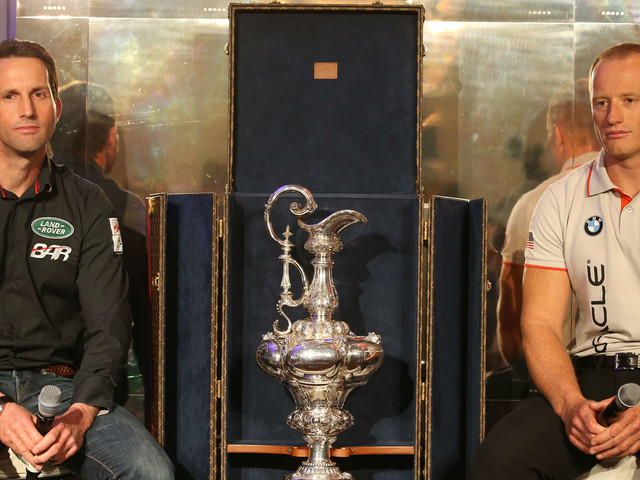 America's Cup: Can Ben Ainslie win it for Britain?