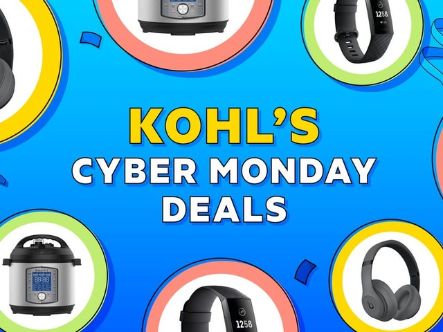 Kohl's Cyber Monday ad includes $15 in Kohl's Cash for every $50 you spend — here are the best deals on Dyson, Instant Pot, Fitbit, and more