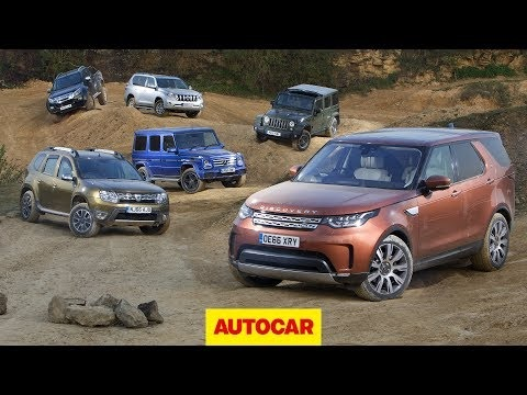 Land Rover Discovery long-term review